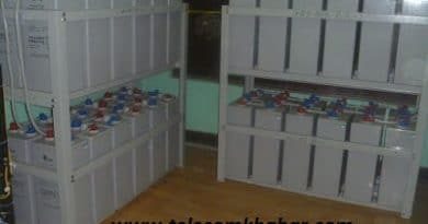 battery bank in telecom