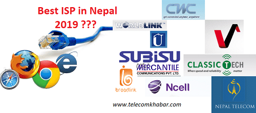 top and best isp in nepal 2019