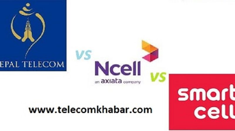 ntc vs ncell vs smarttel data packs