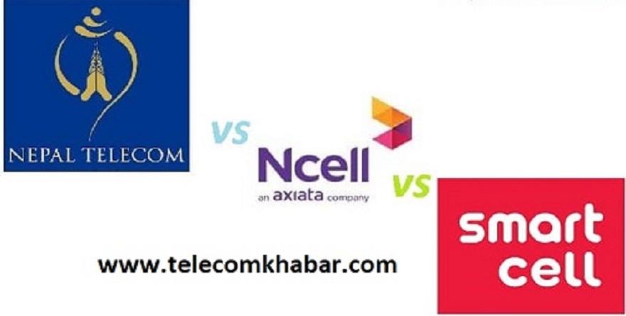 NTC vs Ncell vs Smarttel data pack: Smarttel is best! - Telecomkhabar