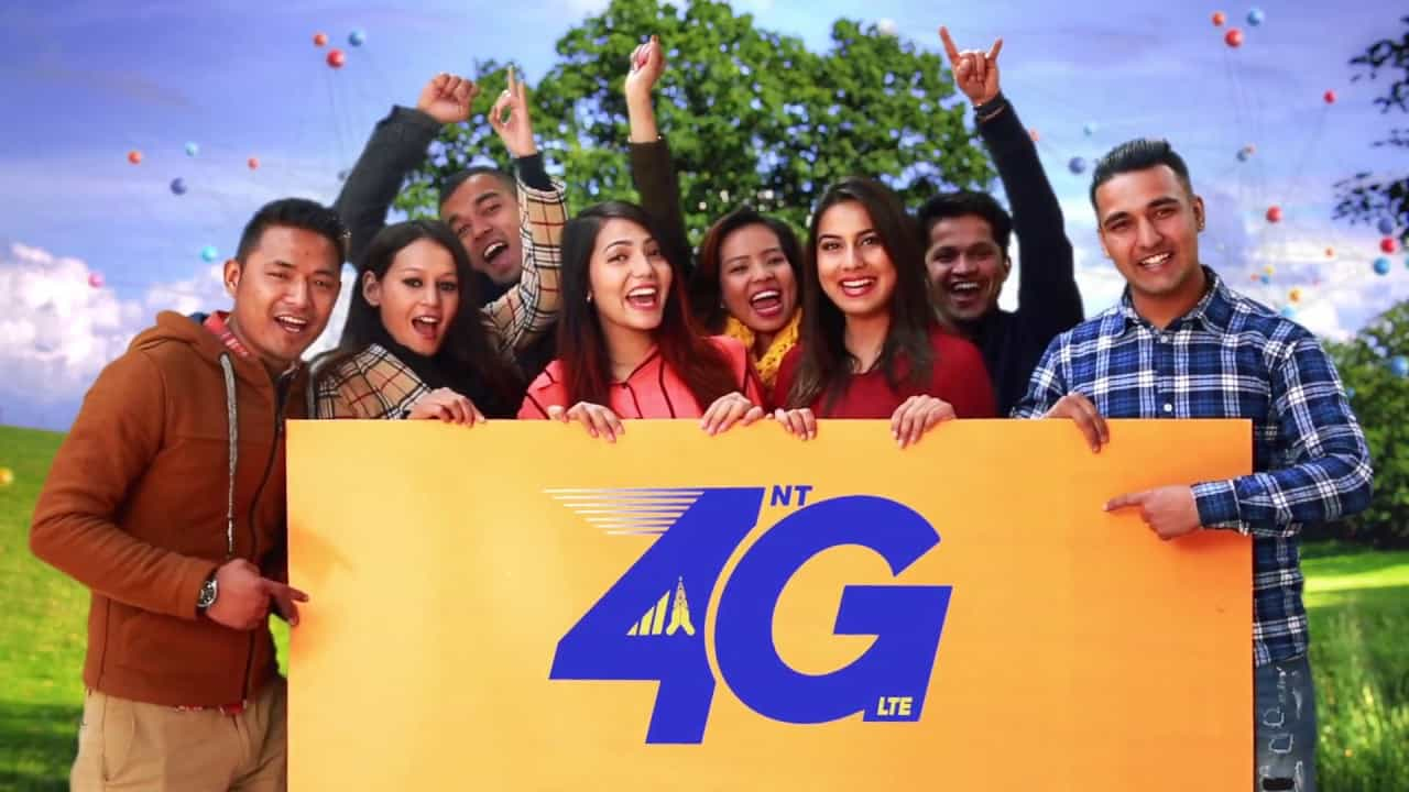 Nepal Telecom to provide 4G LTE in 800/1800/2300 band before