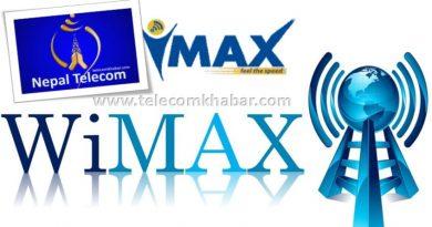 nepal telecom wimax