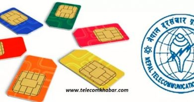 total sim cards sold in nepal