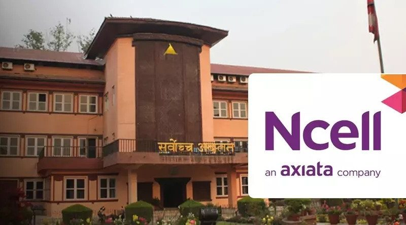 Ncell tax solve by Supreme court