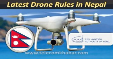 drones laws,rules,regulations in nepal
