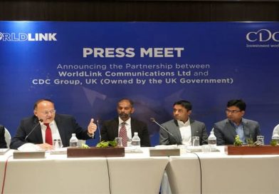 worldlink communications receives investment from UK
