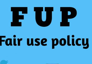 fup fair usage policy