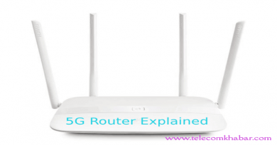 5G router explained in details