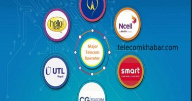list of telecom operators in Nepal