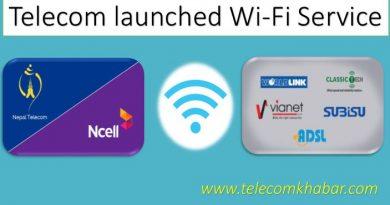 telecom start wifi service