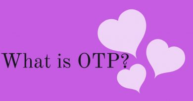 OTP one time password