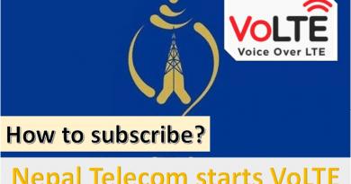 Nepal Telecom start VoLTE